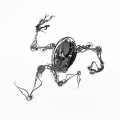 Clockman, Running