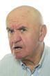 Streitlustiger Senior