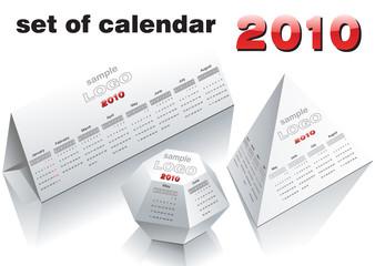 set Calendar Templates