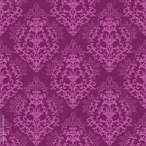 vintage floral wallpaper. purple floral wallpaper
