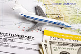 Flight itinerary - Fine Art prints