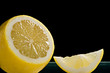 Lemon half slice