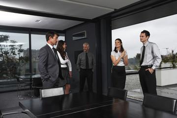 Executives team