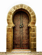 porte marocaine - 18425838