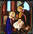 Nativity scene, Church of St. Catherine, Bethlehem - 18432255