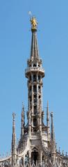Duomo di Milano, la Madonnina