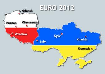 EURO 2012 city