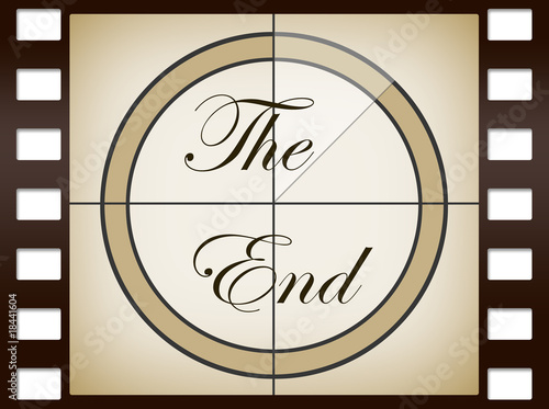 The End - Filmstrip