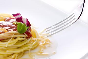 pasta, spaguetti