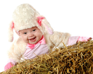 Little Laughing Lamb