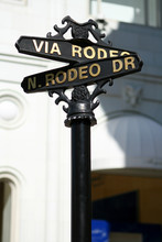 rodeo drive tecken