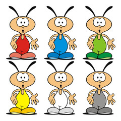 Die Ameisen kommen 1