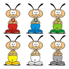 Die Ameisen kommen 3