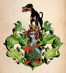 crest emblem