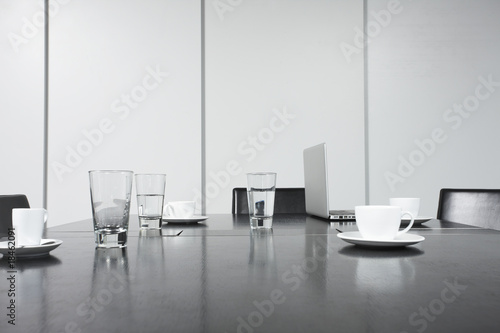 Minimalistic office