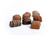 chocolate candy assortment