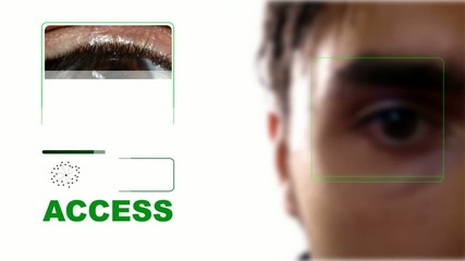 Password retina