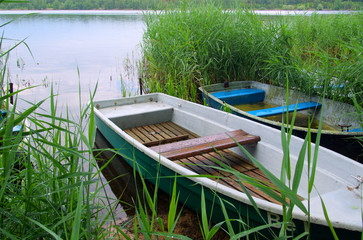 Ruderboot - rowboat 04