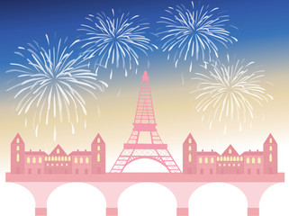 parisian celebration