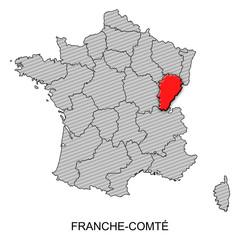 France - Franche-Comté