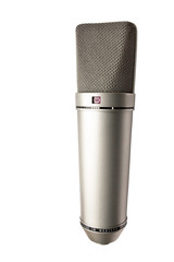 microphone on air singer