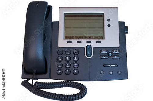 modern office phone