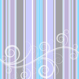 Pastel stripes background (vector)