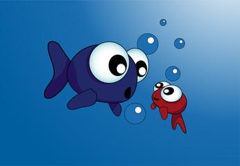 Familia de peces