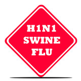H1N1 warning sign