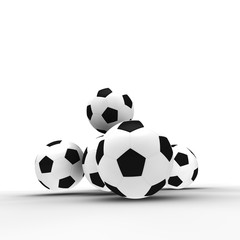 fussball 3d