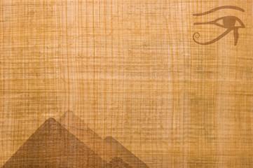 Biglietto di auguri Egizio