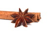 star anise and cinnamon stick - xmas
