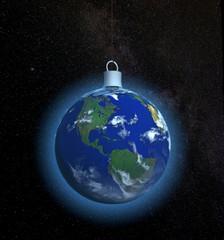 christmas bauble decoration world USA