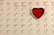 coeur et electrocardiogramme