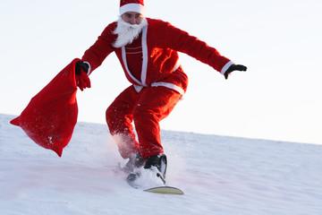 Lieblingssportart vom Weihnachtsmann