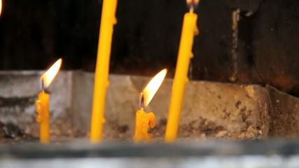 Orthodox Candle