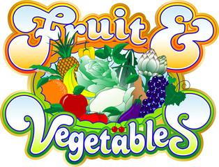 basket Fruit-Vegetables