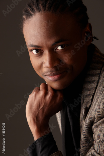 Black Businessman