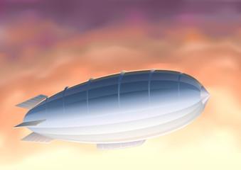 Blimp airship