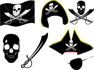 Set per pirati