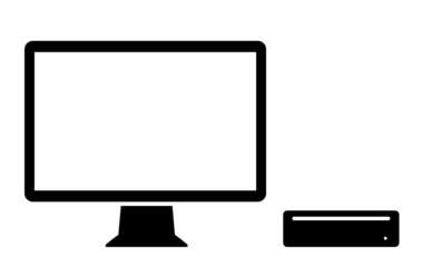 Mini computer vector