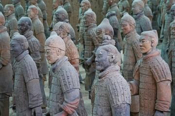 Terrakottakrieger, Xian - Terracotta Army, Xian