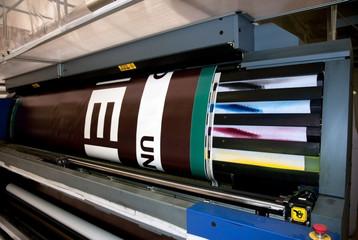 Stampa digitale: largo formato