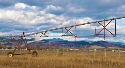 Agricultural Sprinkler Equipment