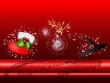 Cartolina Auguri Buone Feste-Merry Christmas Card 3 poster