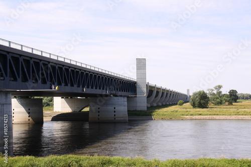 Wasserstrassenkreuz in Magdeburg - 18574213