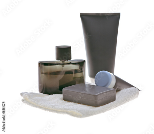 men's cosmetics - 18581079