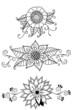Henna Flowers