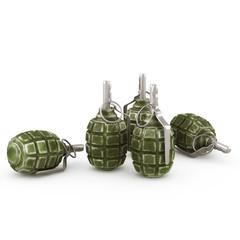 Hand grenades