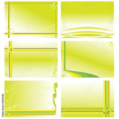 vorlagen set f r visitenkarten o a stockfotos und lizenzfreie vektoren auf bild. Black Bedroom Furniture Sets. Home Design Ideas